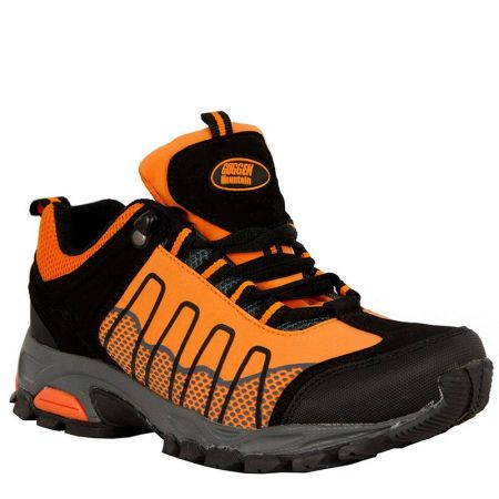 Детски Туристически Обувки GUGGEN MOUNTAIN Hiking Boots Softshell Trekking Shoes 300514a T002-Orange